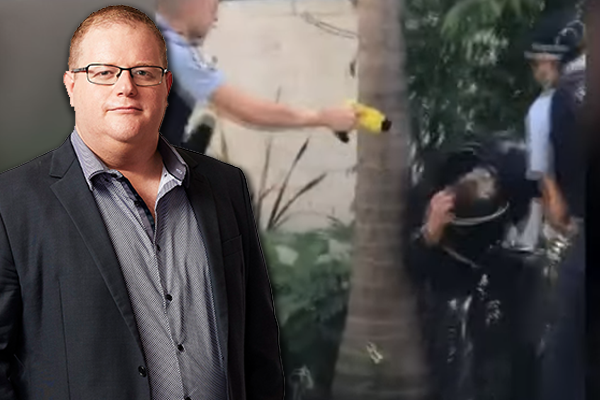 Article image for Mark Levy calls on Police Commissioner to stand up to 'keyboard cowards'