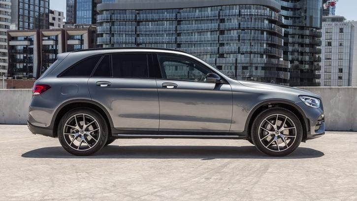Mercedes GLC 200 SUV - 4