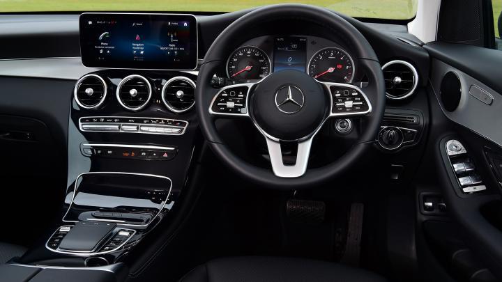 Mercedes GLC 200 SUV - 5