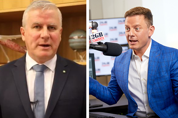 Article image for Ben Fordham grills Deputy PM over 'un-Australian' use of taxpayer dollars