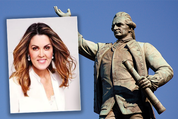 Article image for Peta Credlin holds education system accountable for widespread statue vandalism