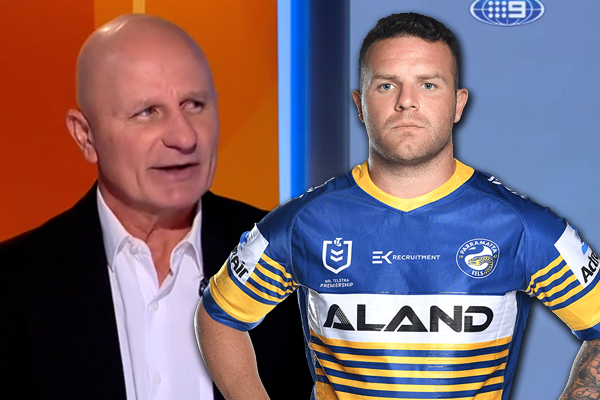 Nathan Brown needs to 'play smarter' to avoid being stuck on the sidelines