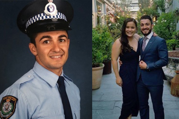 Article image for Police officer killed by alleged dangerous driver