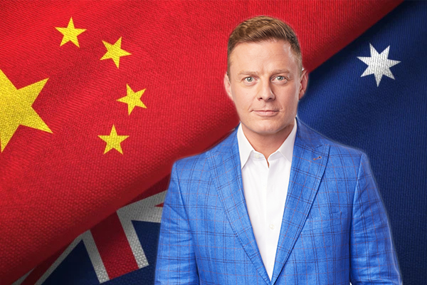 Article image for 'Good luck with that': Ben Fordham explains why China won't apologise for 'horrendous' post