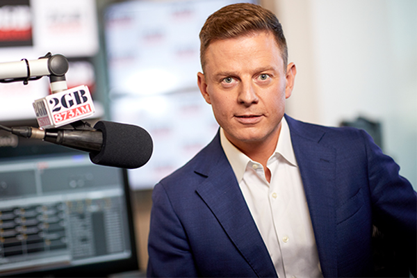 Article image for 'People could die': Ben Fordham confronts illegal protest organiser