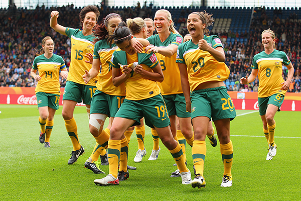 Australia and New Zealand set to host Women's World Cup