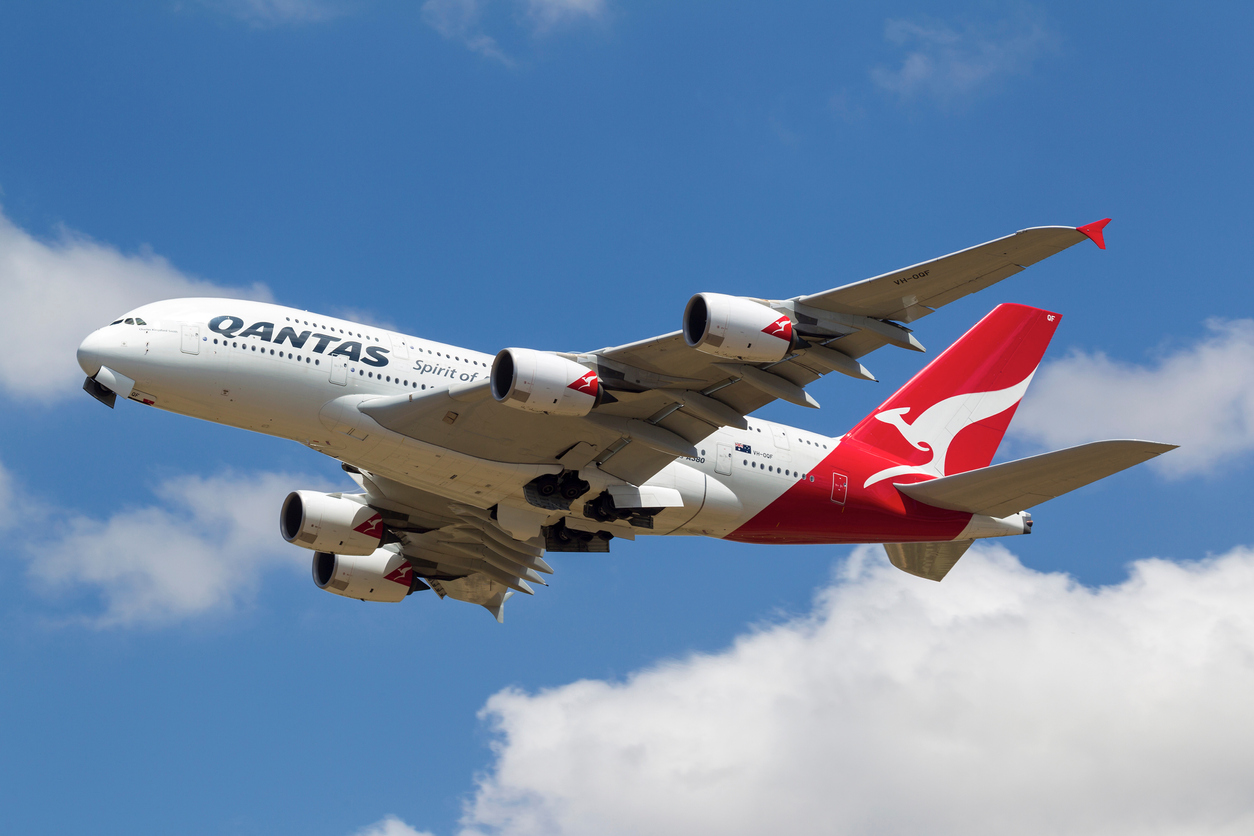Article image for Qantas cautioned against compulsory COVID vaccination for international travel