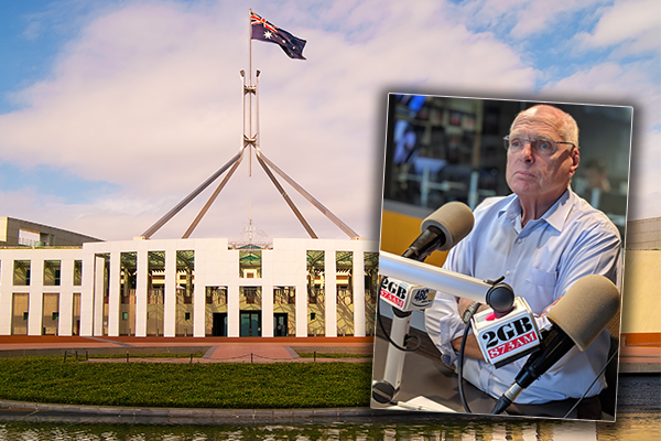 Jim Molan slams Labor's use of 'fake news' to cover up their embarrassments
