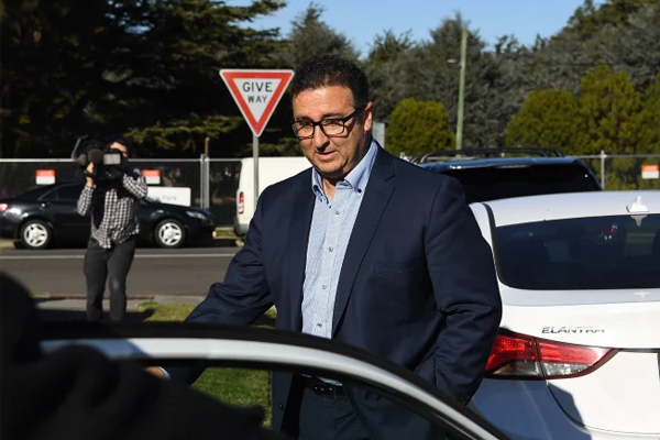 Article image for NSW Labor MP raided by federal police over alleged China connection