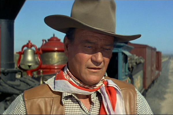 The enduring Hollywood legend: John Wayne