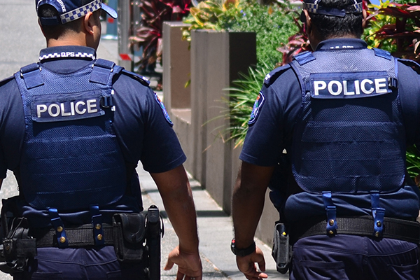 Article image for Renewed appeal to support police officers' mental health after Surry Hills suicide
