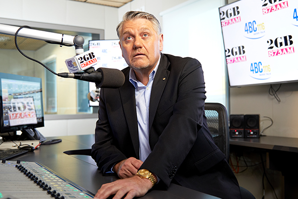 'It's satire!': Ray Hadley takes aim at cancel culture as it claims latest victim