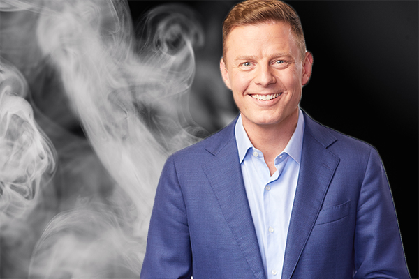 'Get ready for the back down': Ben Fordham expects good news for vapers