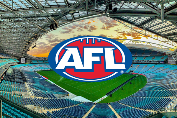 Article image for ANZ Stadium 'makes great sense' as host for AFL Grand Final