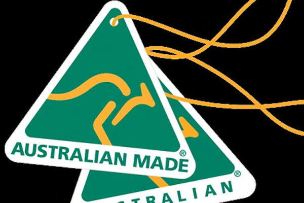 Article image for Iconic kangaroo ditched in favour of abstract new logo