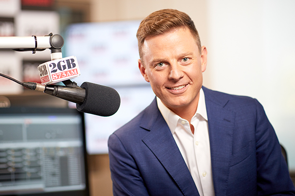Ben Fordham's 'army of very loyal listeners' hailed for saving Sydney doctor