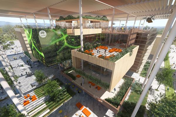 Sydney's futuristic 'third city' set to recover the NSW economy