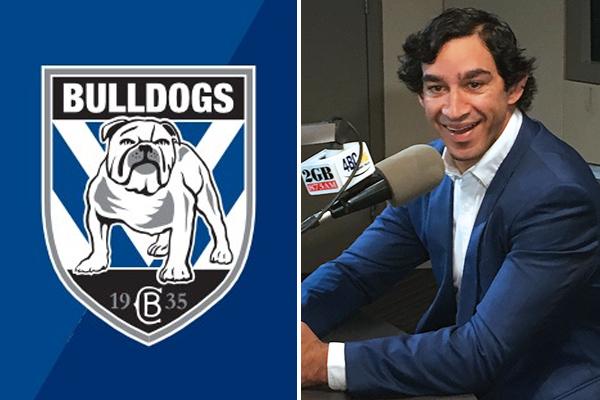 Article image for Barrett 'doesn't make sense' as Bulldogs coach argues Johnathan Thurston