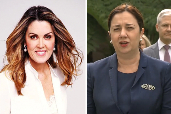 Article image for 'Poll-driven' Premier under fire for banning all Sydneysiders from Queensland
