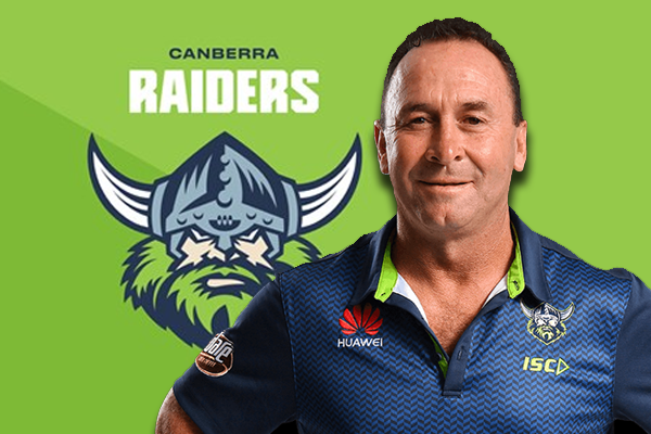 Article image for Raiders coach backs 'good bloke' player managers amid NRL draft proposal