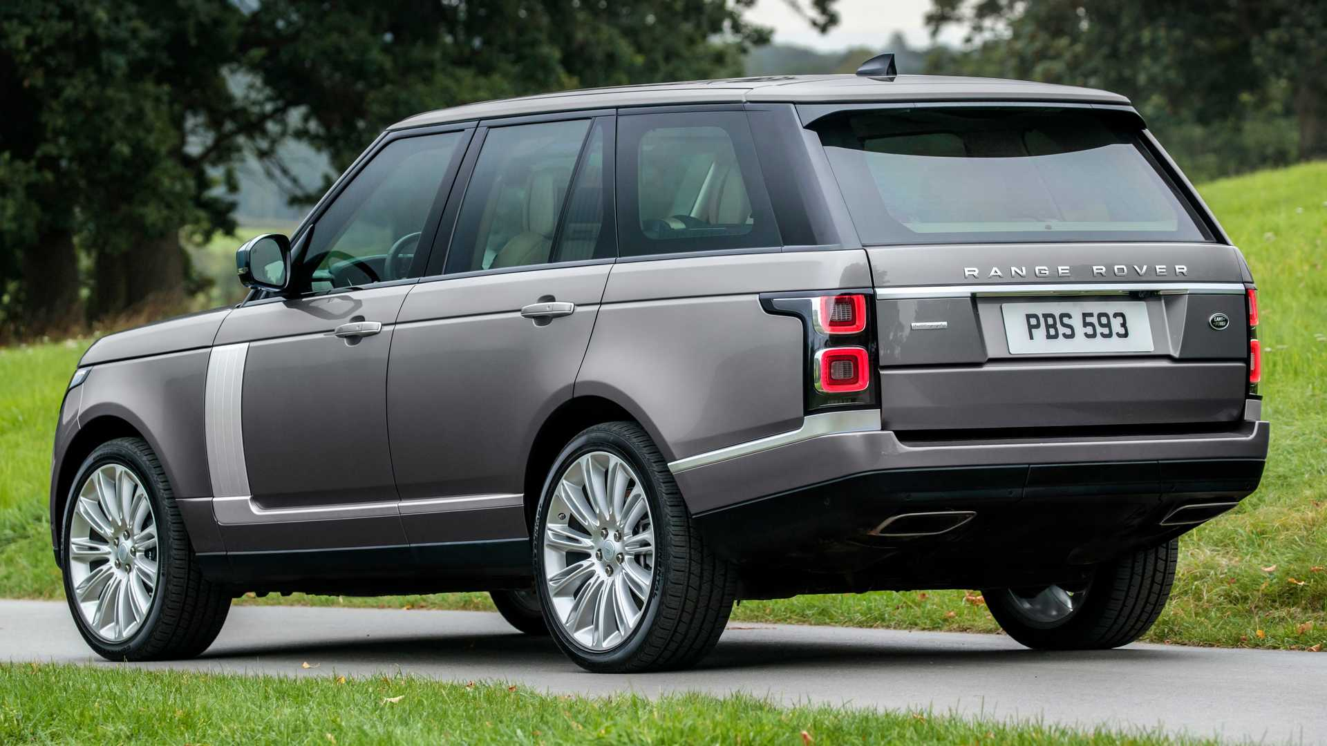 Range Rover Vogue - 4