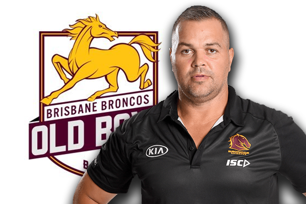 'The trainwreck's here!': Broncos Old Boys chairman fires up over 'idiotic' ultimatum