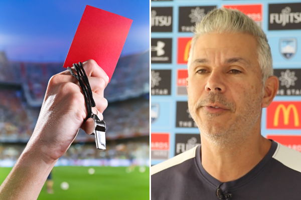 Article image for 'The only good thing': Sydney FC coach celebrates demise of video referee