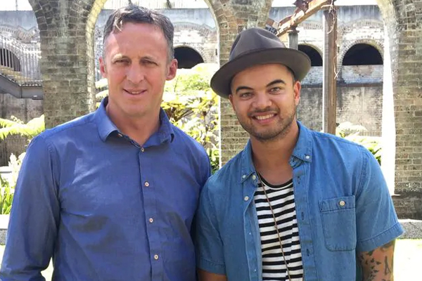 Article image for Guy Sebastian speaks up after ex-manager charged with allegedly defrauding the singer