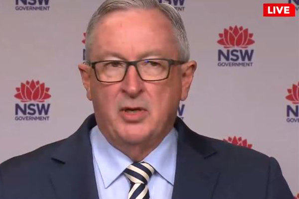 Article image for Health Minister admits restrictions could return if COVID-19 spikes in NSW