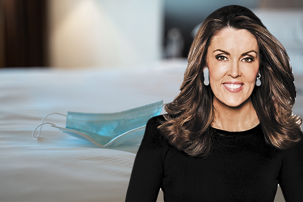 Peta Credlin joins call to mandate masks to avoid sharing Victoria's fate