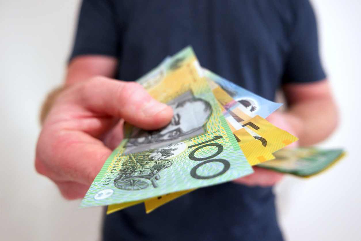 Australia officially out of recession