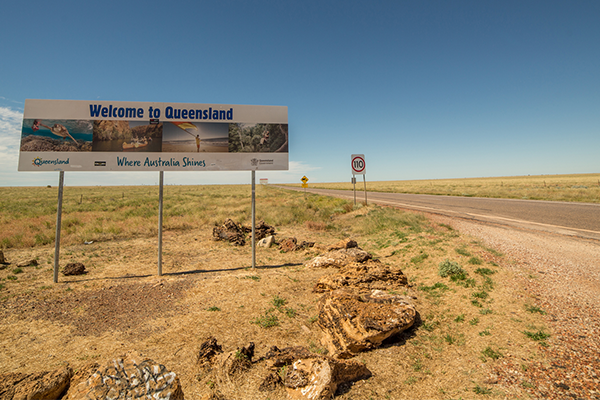 Article image for The plan to split Queensland into two states