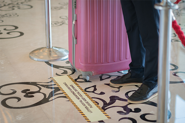Article image for Exclusive: Man flees hotel quarantine in Queensland
