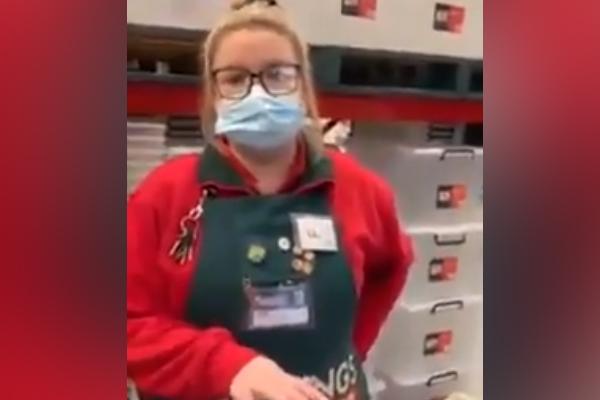 Anti-maskers slammed after 'irresponsible' behaviour