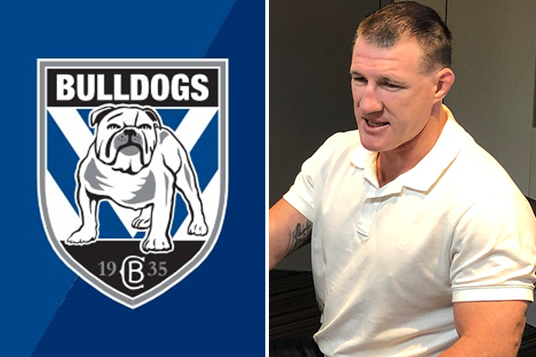 Paul Gallen's solution to save the 'second-rate' Bulldogs