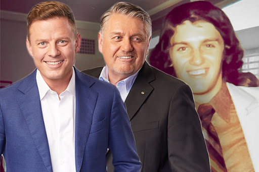 Ray Hadley accepts Ben Fordham's mullet challenge