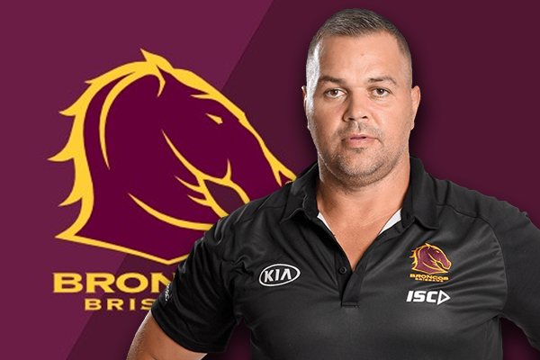 Article image for 'Time heals all wounds': Brad Fittler won't call time on Anthony Seibold's career