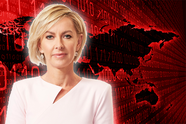 Article image for Deborah Knight reveals personal stake in cybercrime crackdown