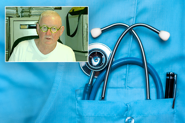 Article image for 'I'm astounded': Disbelief over Sydney doctor at risk of losing his job