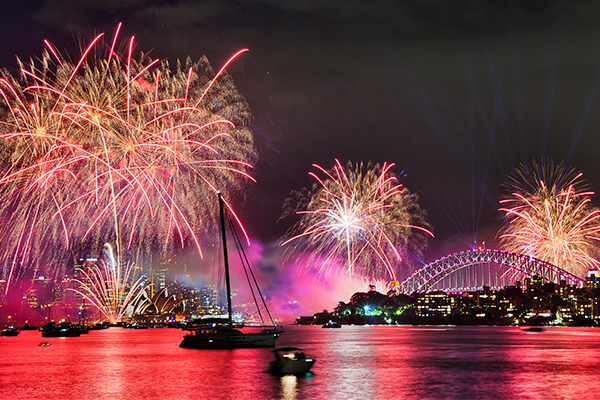 Article image for Medical Association calls on cancellation of NYE fireworks