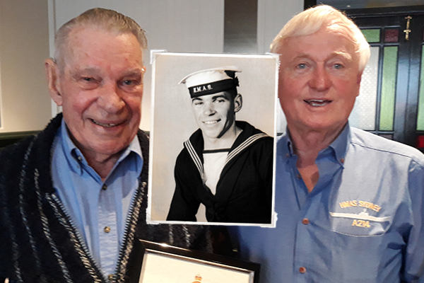 Veteran and witness to the Japanese surrender recounts the moment WWII ended