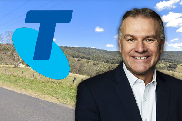 Jim Wilson delivers a win for isolated residents battling Telstra