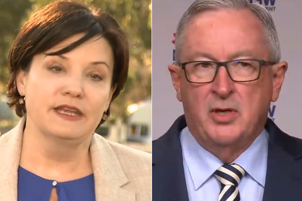 Labor leader demands answers after Brad Hazzard's 'stunning' comments