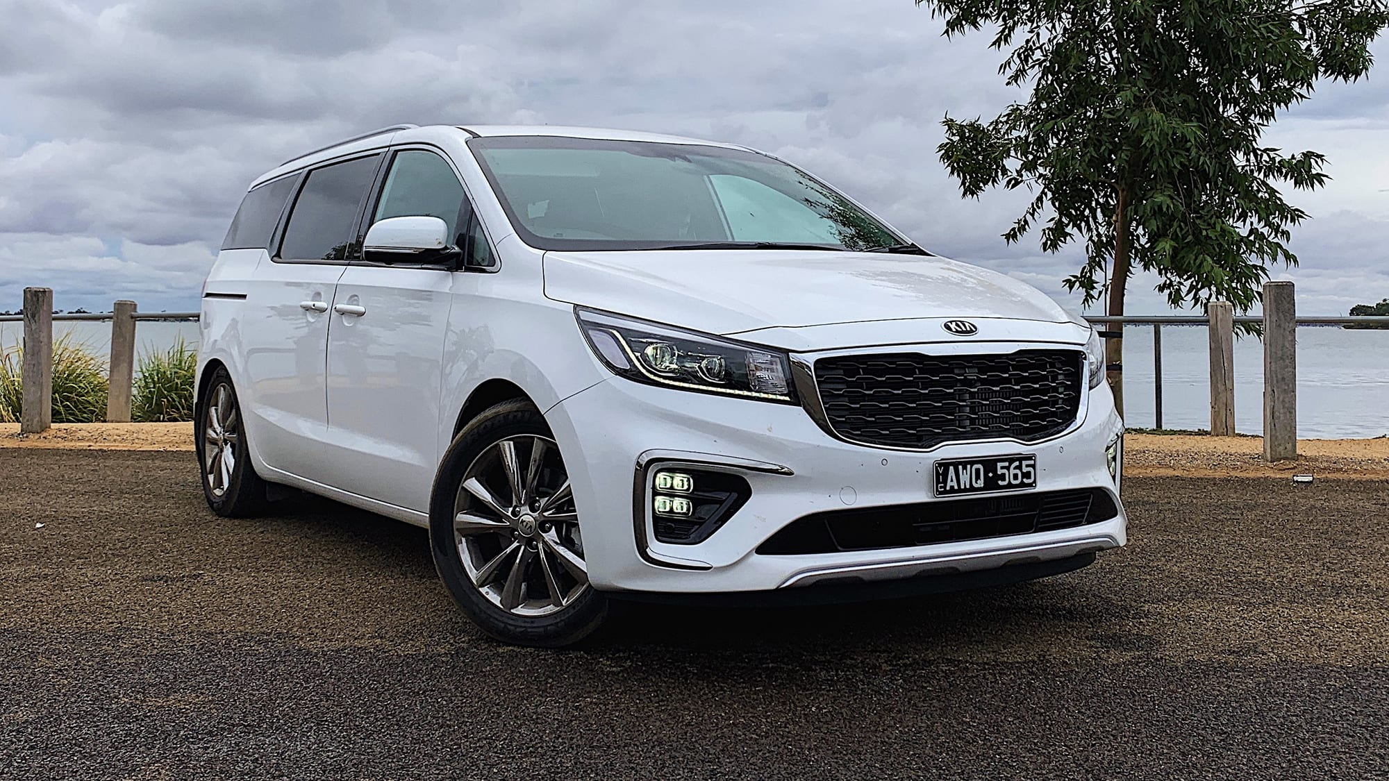 Kia's Carnival people-mover – so much polish for a large 8-seat family vehicle