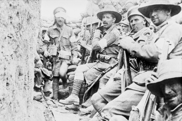 Article image for 105th anniversary of battle that killed 2000 Australians