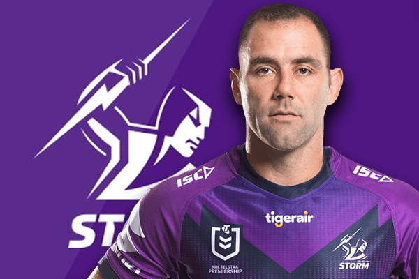 Article image for 'Never say never': Cameron Smith could return for State of Origin