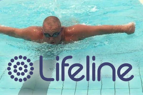 Article image for Marathon swimmer combats 'horrendous' local mental health epidemic