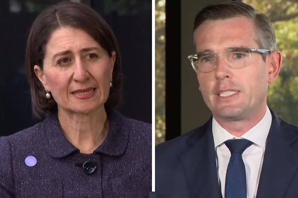 Premier under fire for defending Treasurer following icare revelations