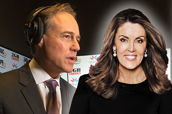 Article image for Peta Credlin gives Health Minister kudos for vaccine announcement