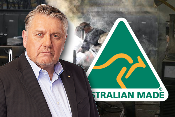 Ray Hadley demands return to Aussie manufacturing amid foreign-made ferry chaos